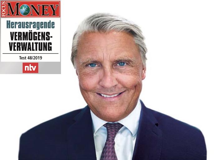 Interview von Focus Money mit Dr. Gregor Broschinski, Mitglied des Vorstands, zur Auszeichnung des Private Banking als herausragender Vermögensverwalter